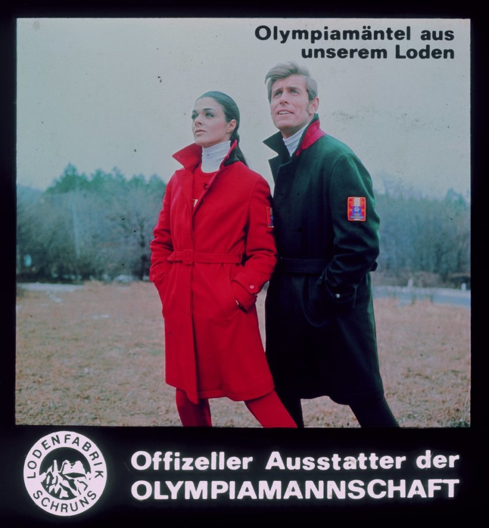 """""""Olympiamäntel"""" aus dem Montafon"""