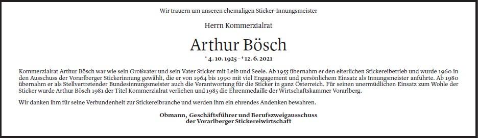 Todesanzeige-Arthur-Boesch
